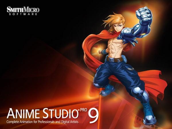 Програмку anime studio pro 8 торрент